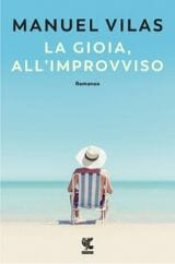 Libri da leggere estate 2020 copertina la gioia, all'improvviso vilas