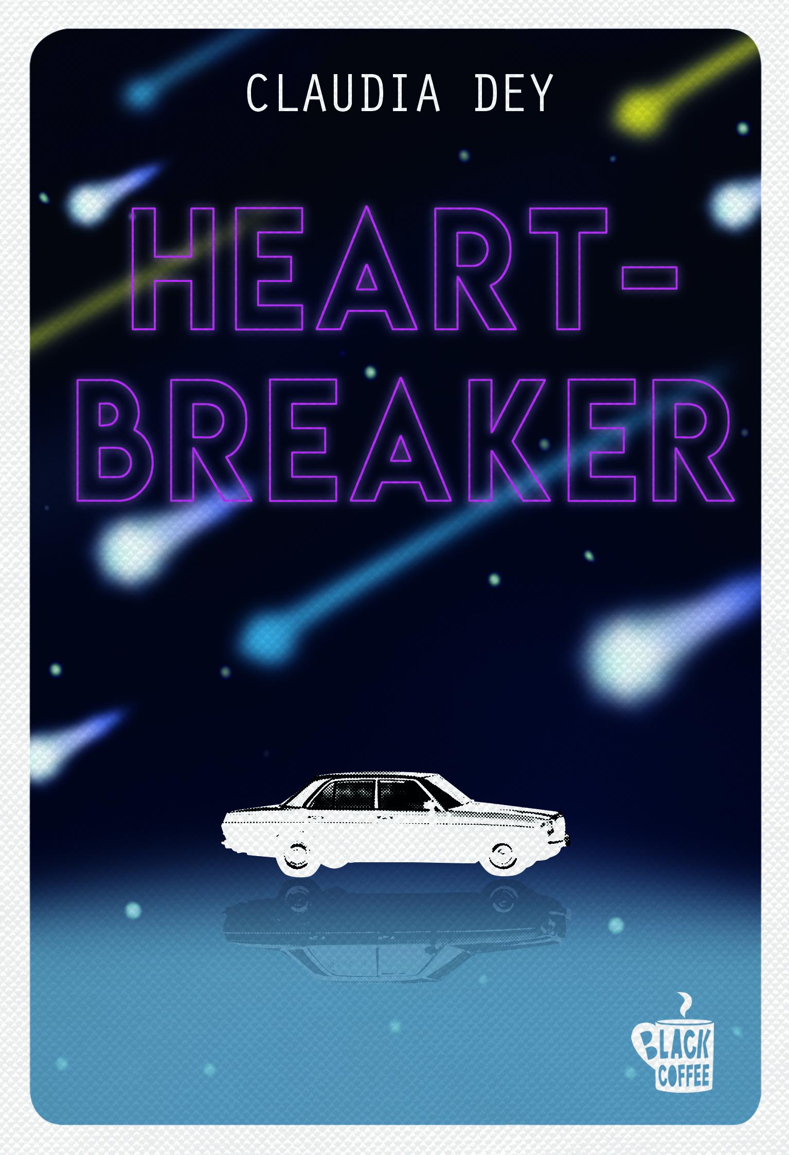 Claudia Dey autrice Heartbreaker