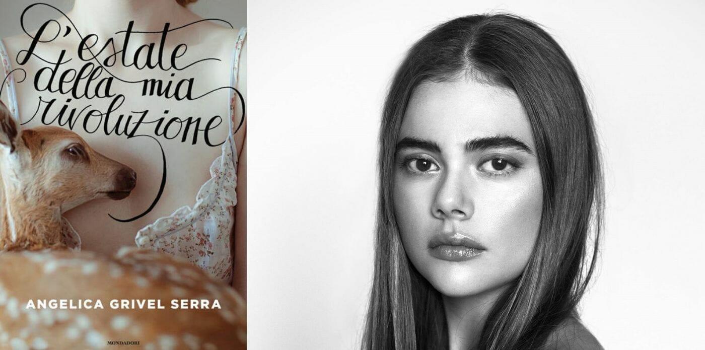 """""""L'estate della mia rivoluzione"""": il romanzo di Angelica Grivel Serra"""