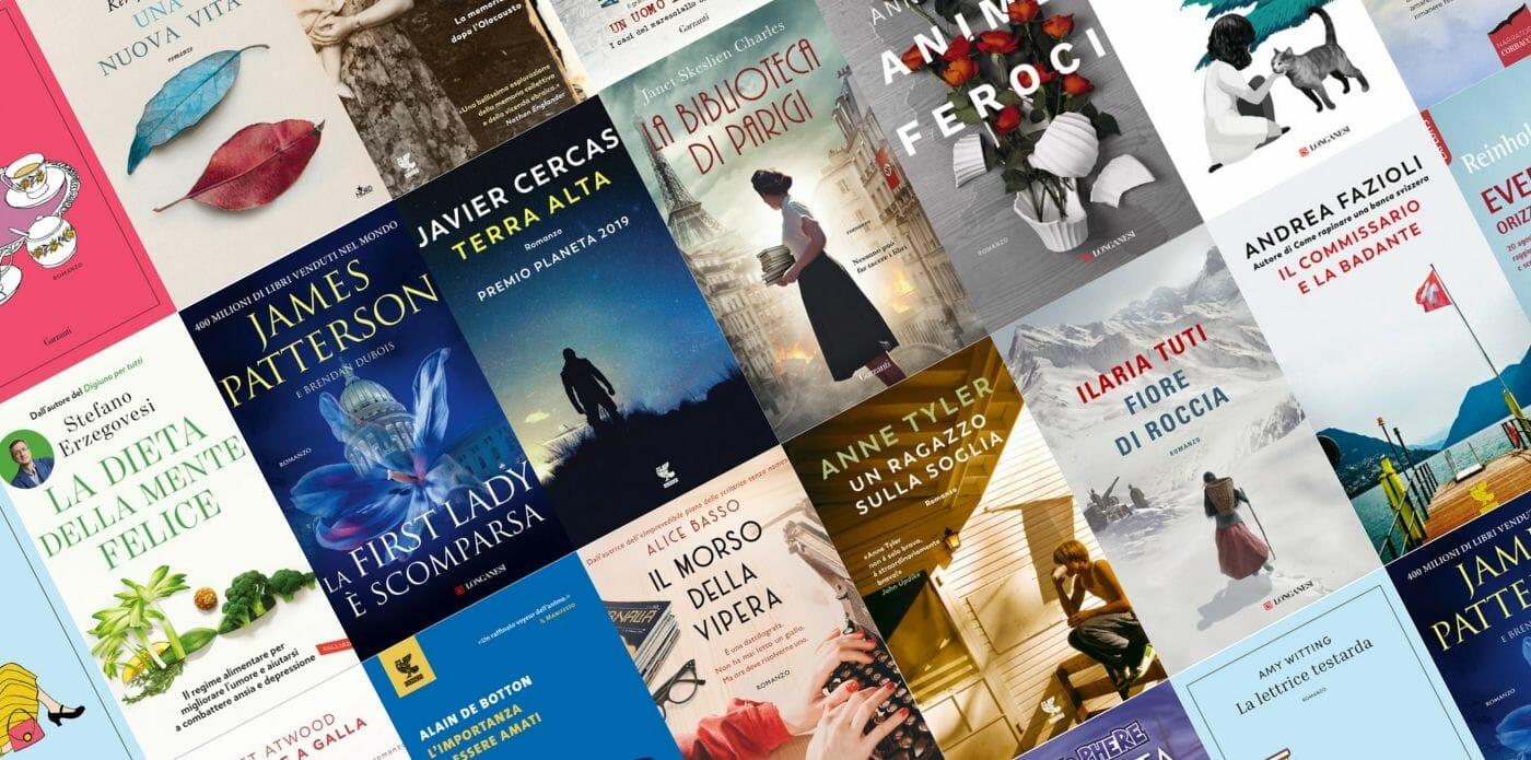 Oltre 40 libri da leggere per l'estate 2020