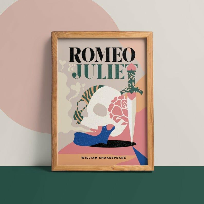 poster libri romeo e giulietta