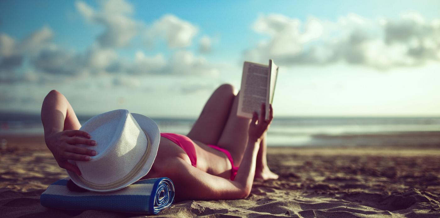 Il nuovo passatempo dell'estate? Il quaderno dei compiti delle vacanze per adulti
