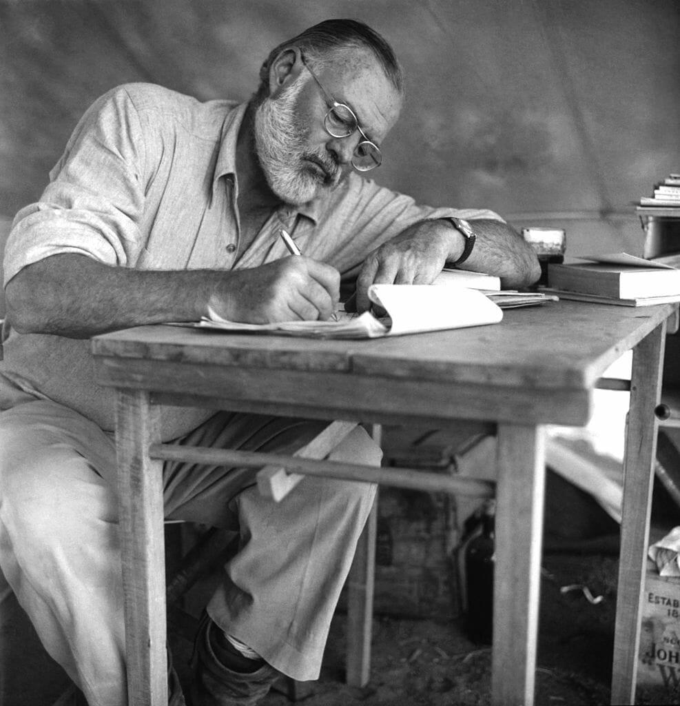 Ernest Hemingway GettyEditorial 30-07-2020