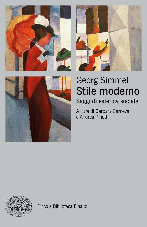 Georg Simmel Stile moderno