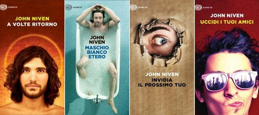 John Niven libri