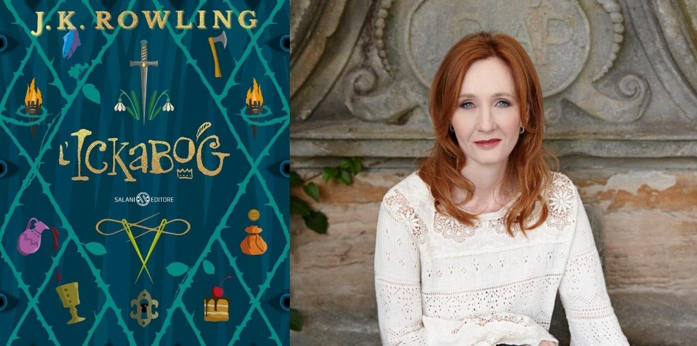 """""""L'Ickabog"""": in libreria la nuova fiaba di J. K. Rowling"""