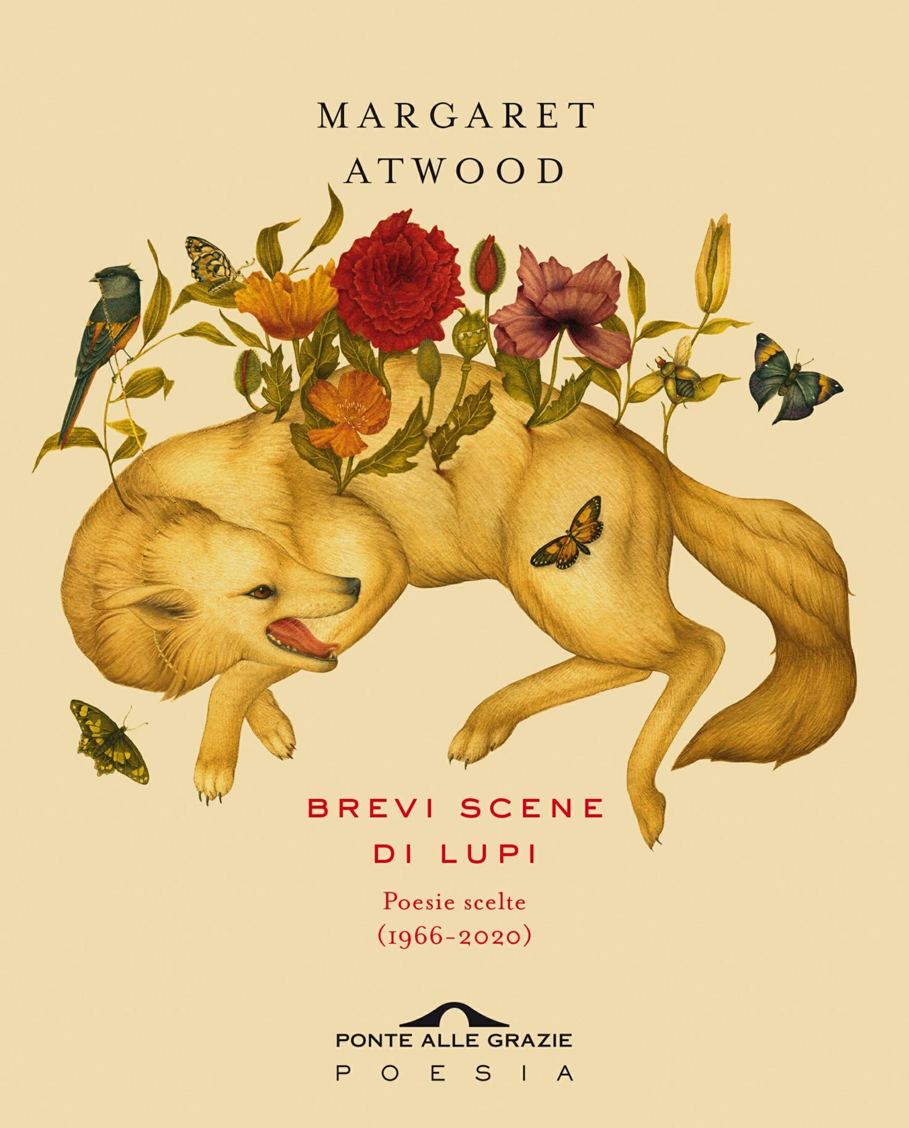 Atwood - Brevi scene di lupi COVER
