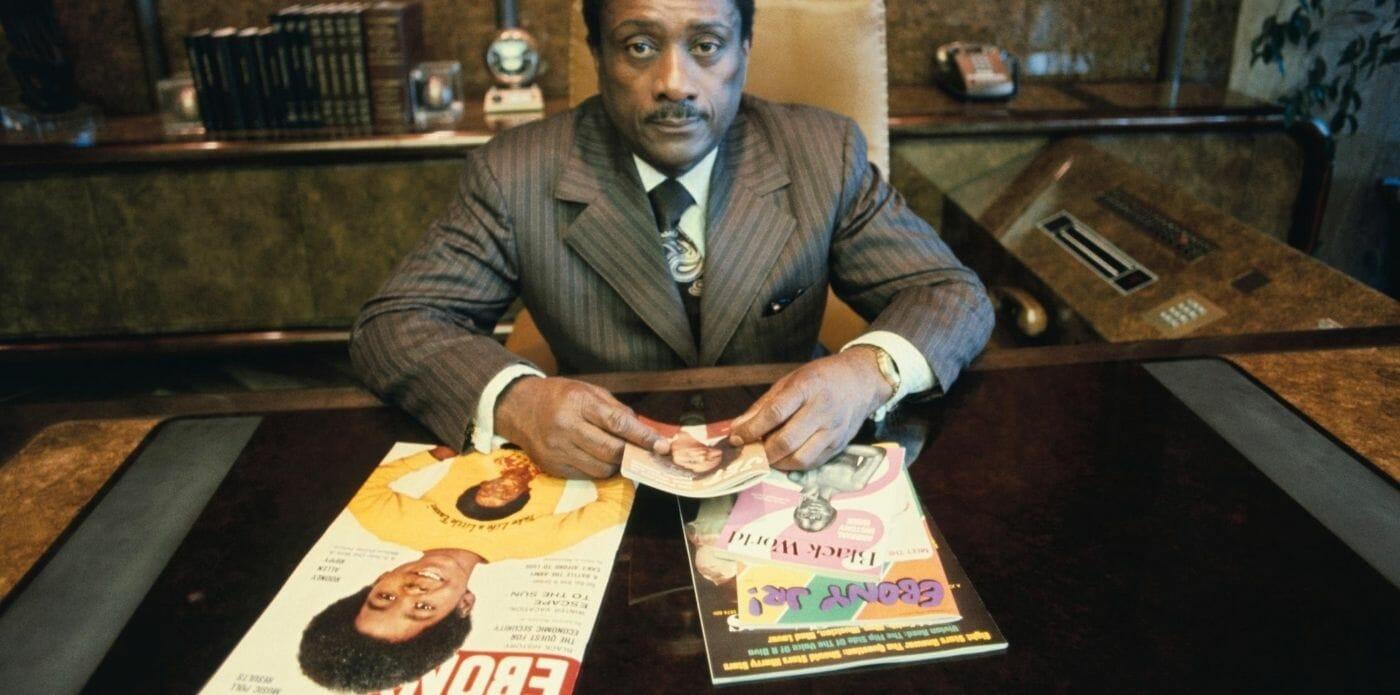 Ricordare John H. Johnson, editore afroamericano di Ebony, nei giorni delle proteste anti-razziste