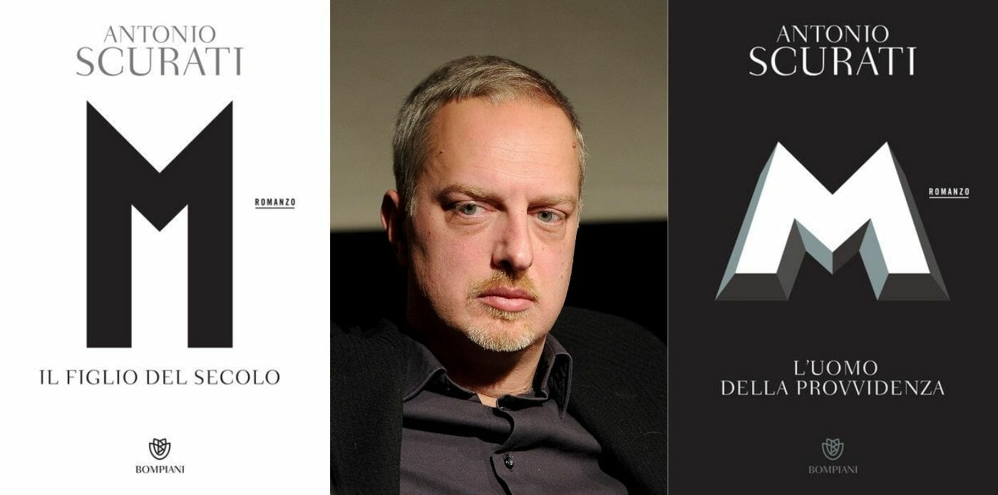"""Con """"M. L'uomo della provvidenza"""" Scurati torna a narrare la storia di Mussolini e del fascismo"""