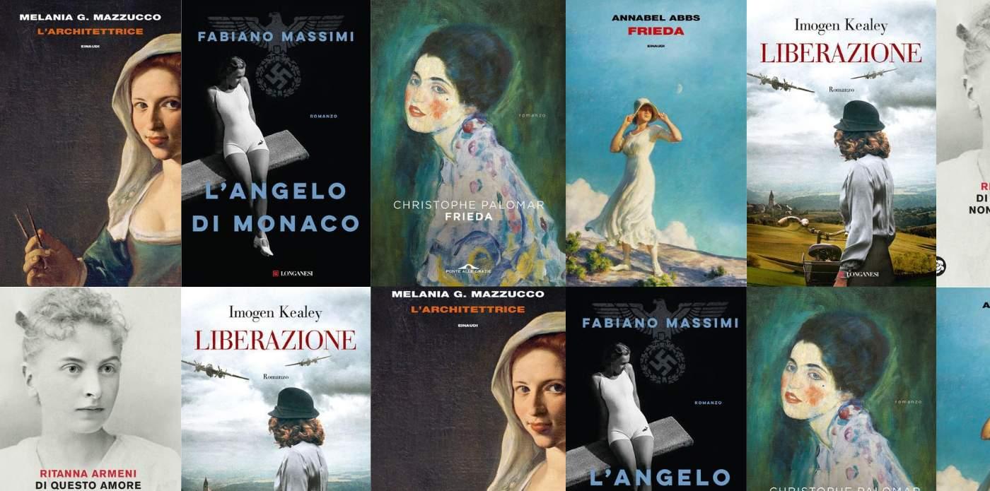 Libri che raccontano donne che hanno fatto la Storia