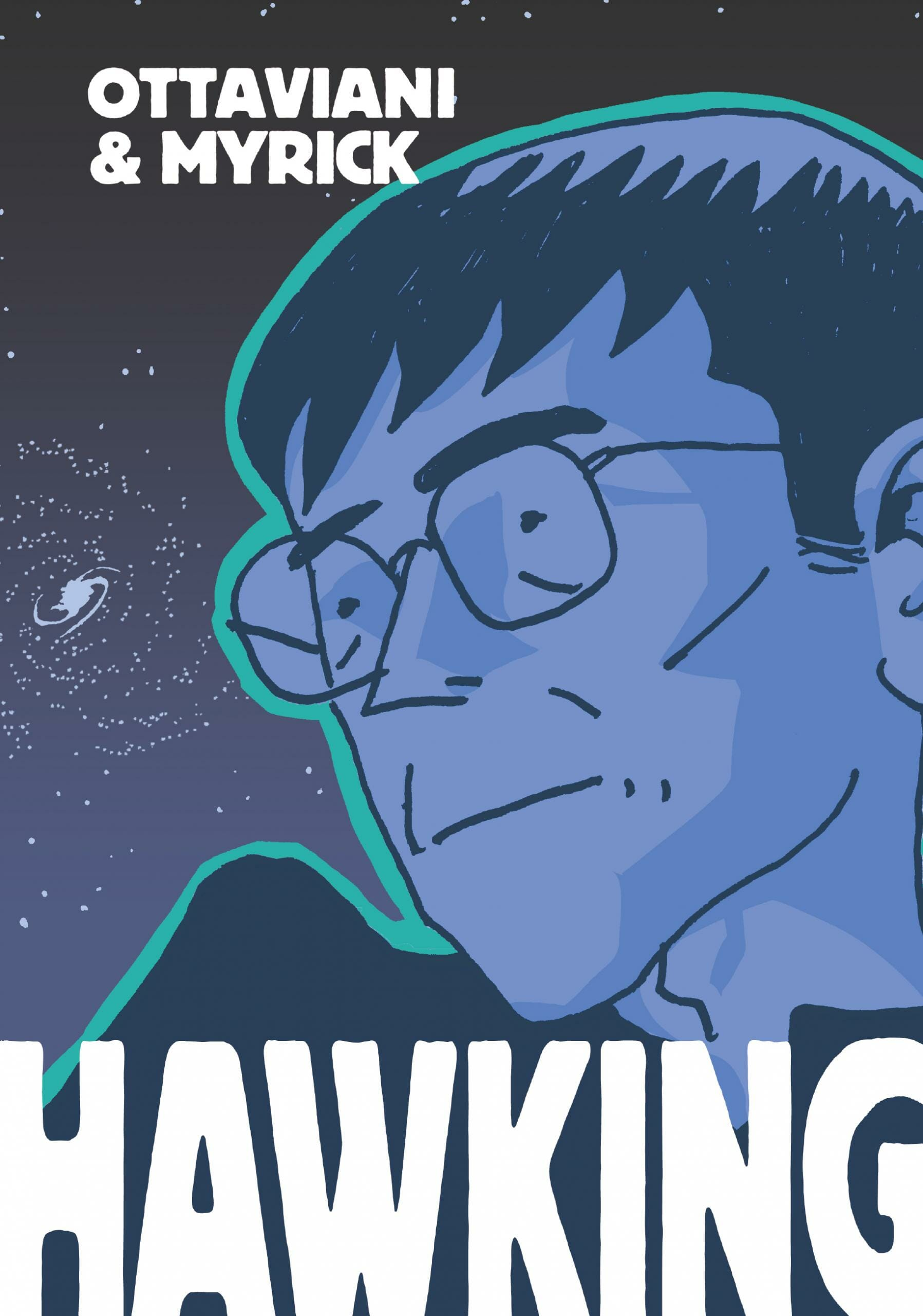 Fumetti da leggere Hawking