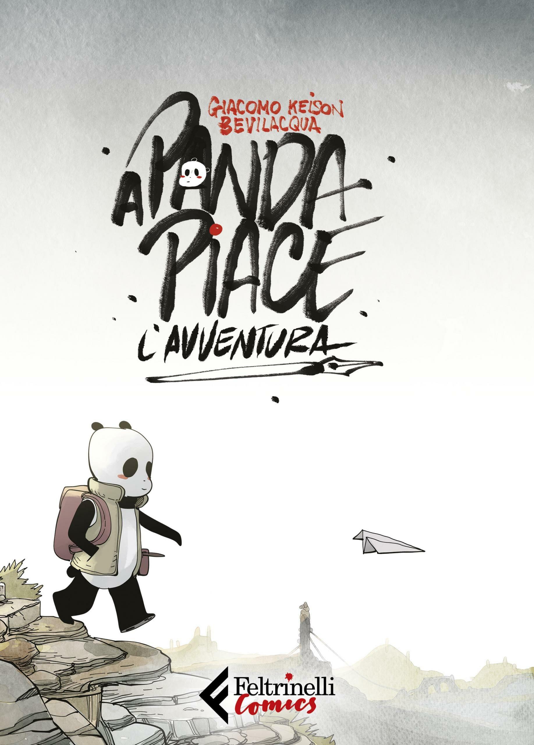 Fumetti da leggere a panda piace