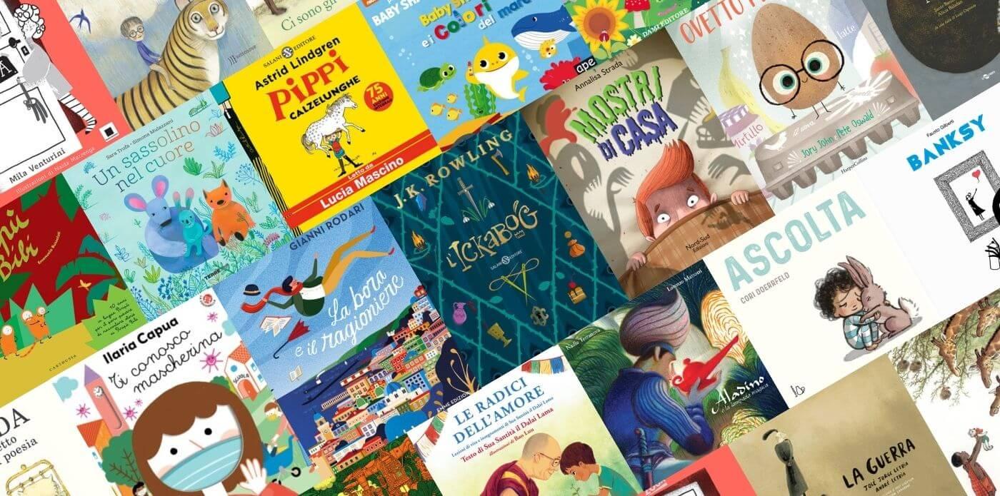 Libri per bambini del 2020, per lettori da uno a sette anni