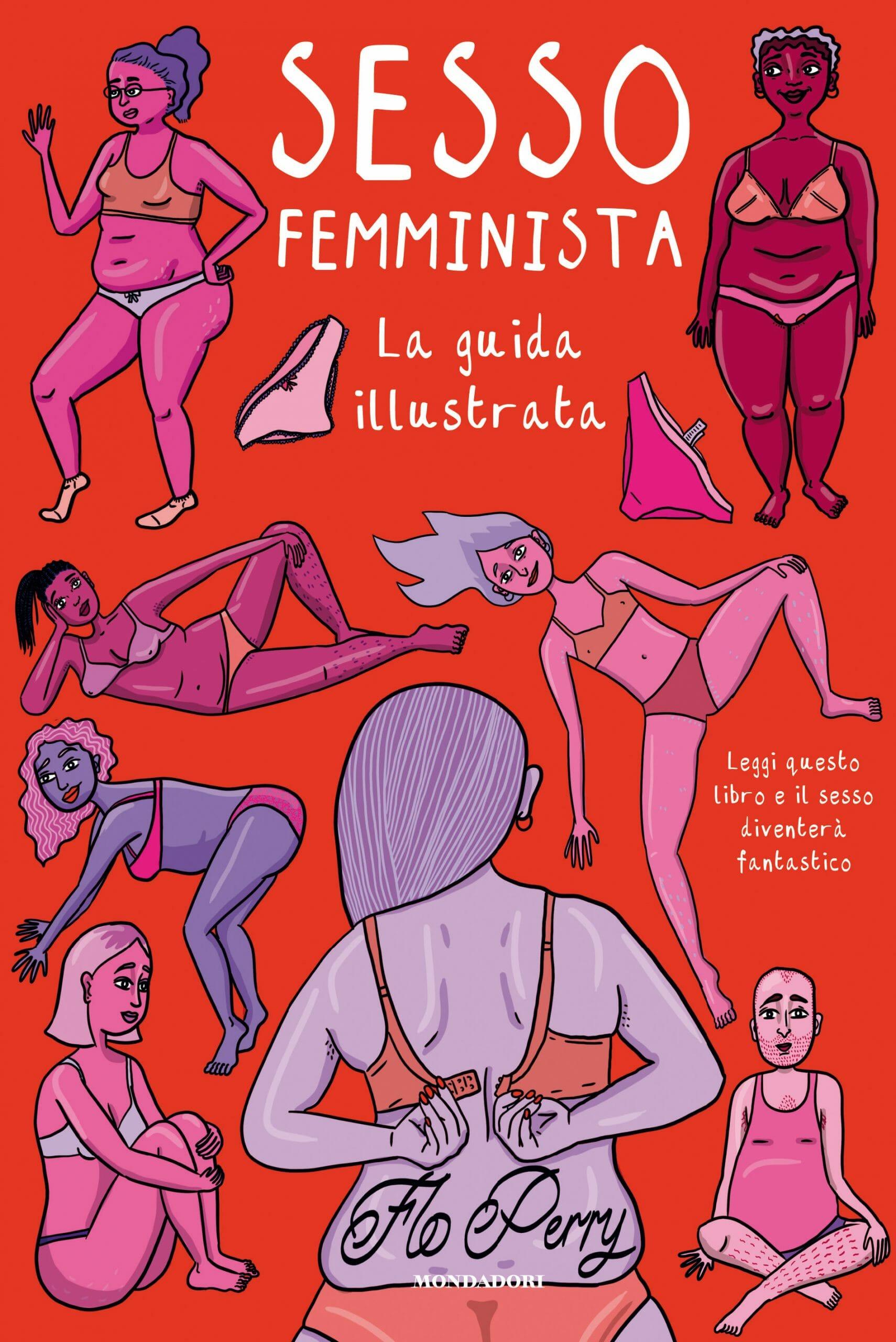 Flo Perry Sesso femminista