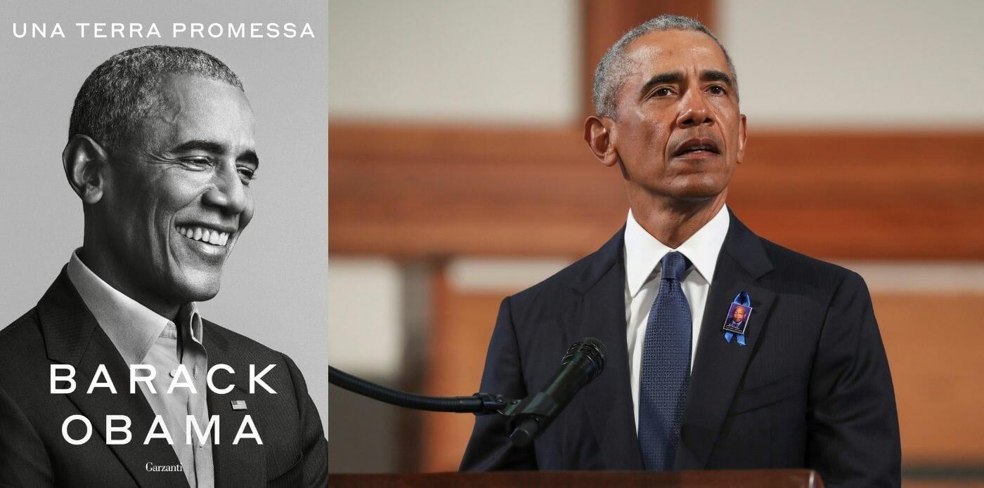 """""""Una terra promessa"""": il 17 novembre il primo dei due libri che raccolgono le memorie presidenziali di Obama"""