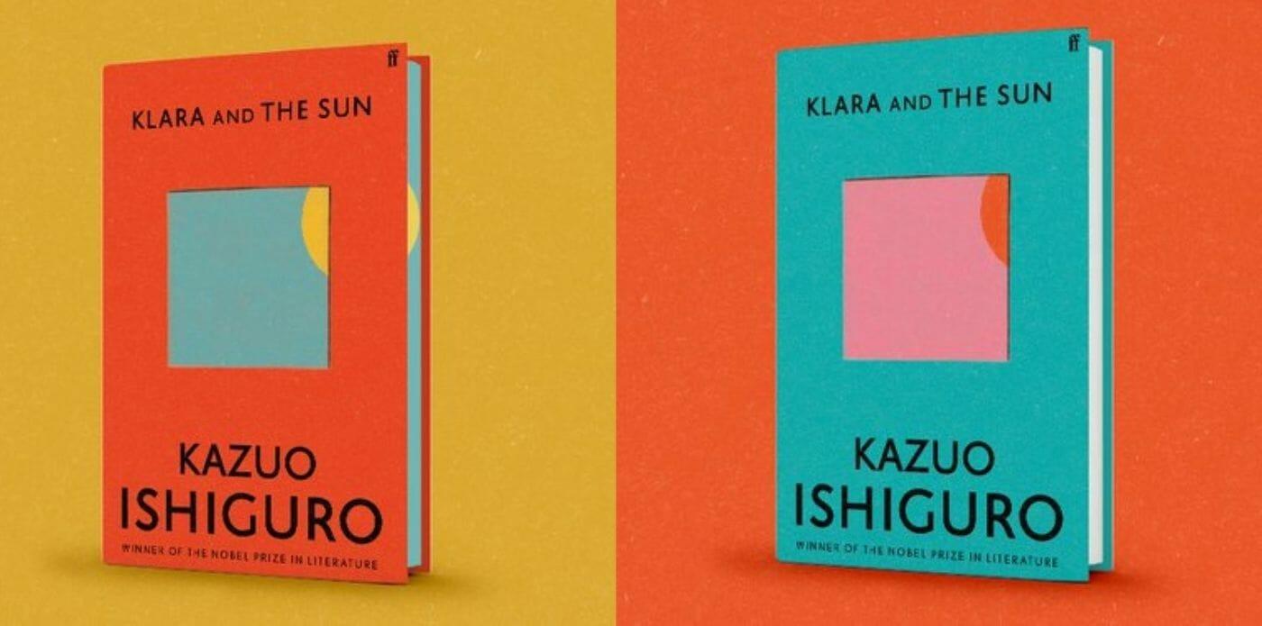 Due copertine diverse per il nuovo libro del Nobel Kazuo Ishiguro