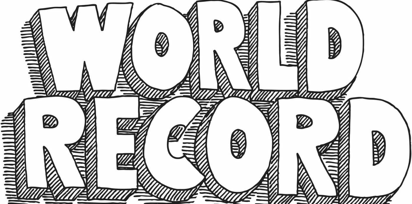 Guinness World Records 2021: arriva l'edizione italiana (con tante curiosità)