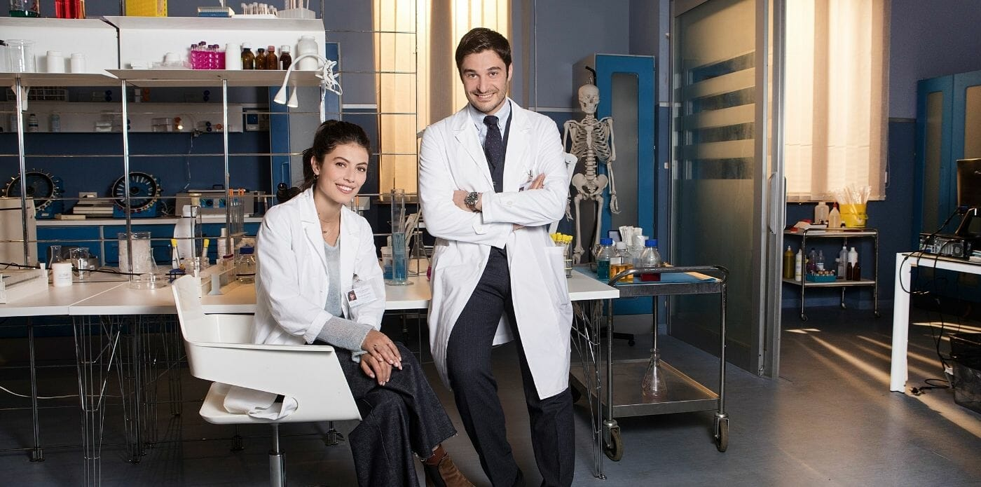 """""""L'allieva 3"""": su Rai1 la terza stagione della serie ispirata ai libri di Alessia Gazzola"""
