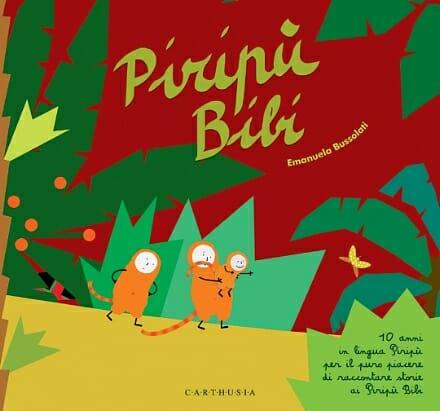 libri per bambini, copertina del libro Piripù Bibi