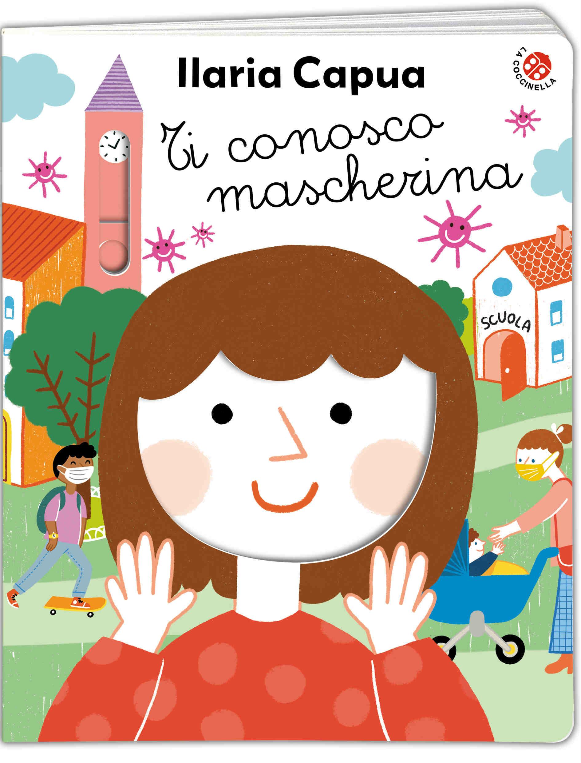 """Ti conosco mascherina"""": Ilaria Capua"""