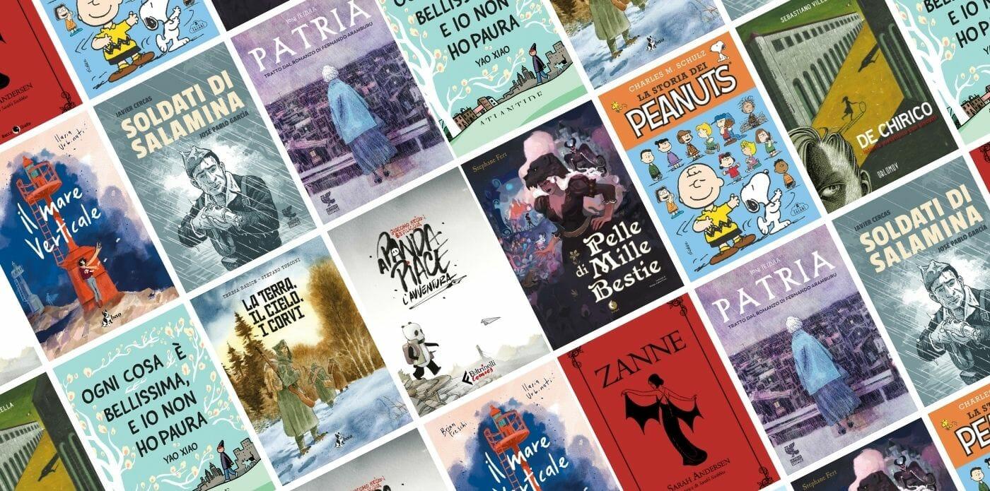 Fumetti e graphic novel da leggere ora