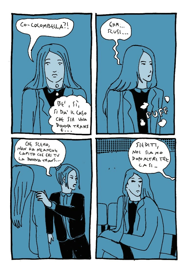 Fumettibrutti Anestesia Feltrinelli