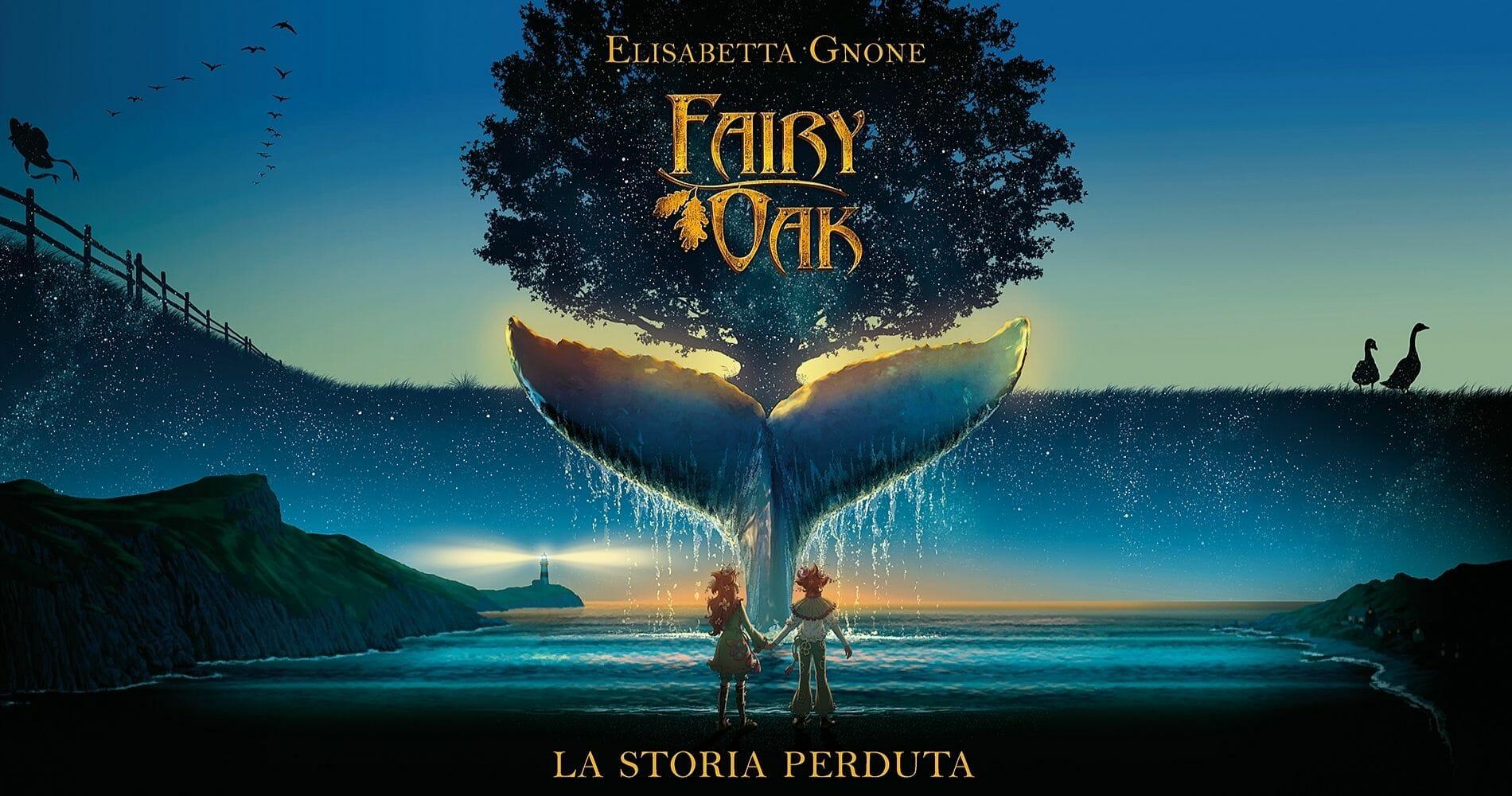 La storia perduta fairy oak