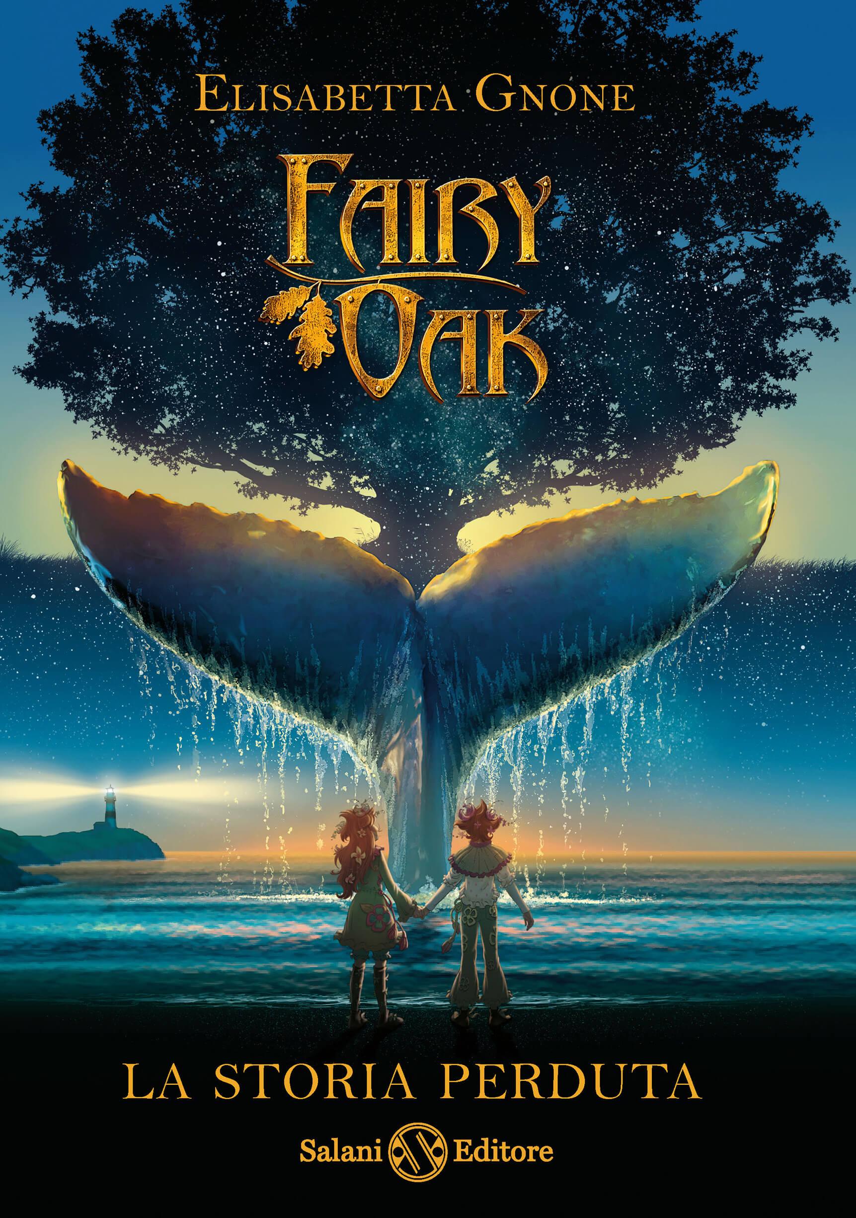 copertina fairy oak la storia perduta elisabetta gnone