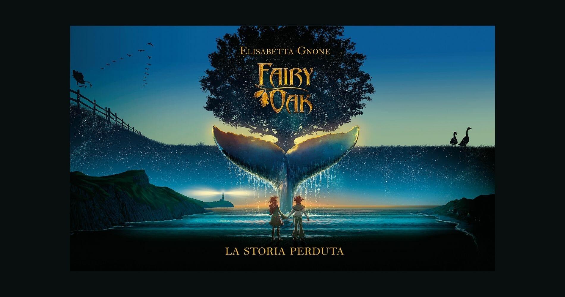"""""""La storia perduta"""", il nuovo capitolo della saga di Fairy Oak"""