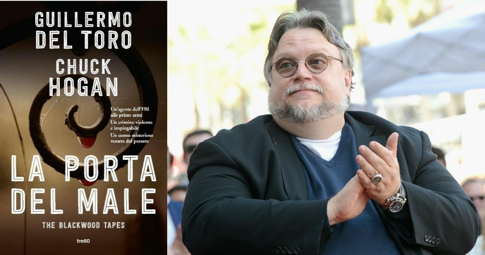 """""""La porta del male"""", il nuovo romanzo di Guillermo del Toro (scritto con Chuck Hogan)"""