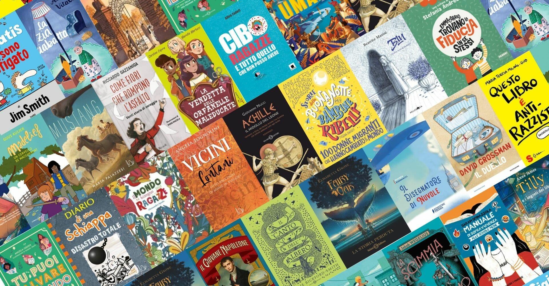 Libri per ragazzi da leggere nel 2020: tanti consigli