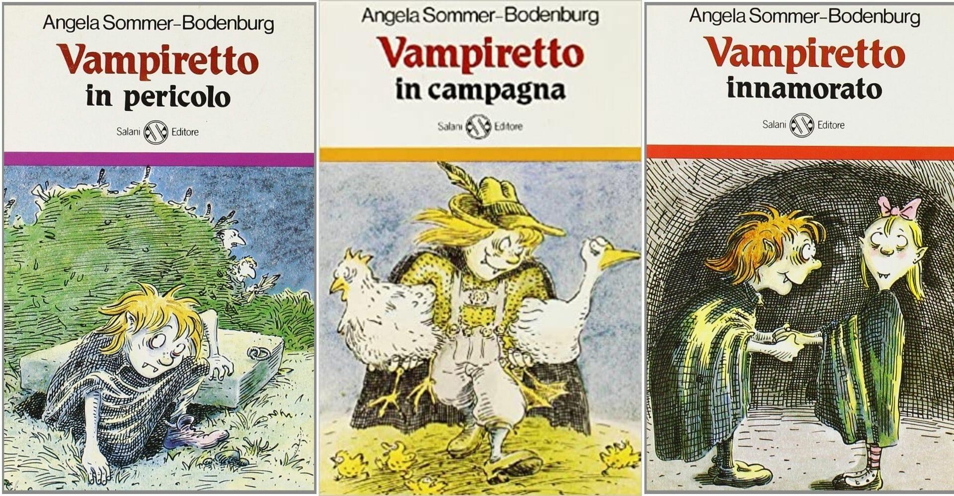 La saga di Vampiretto e l'irresistibile piacere dei brividi di paura