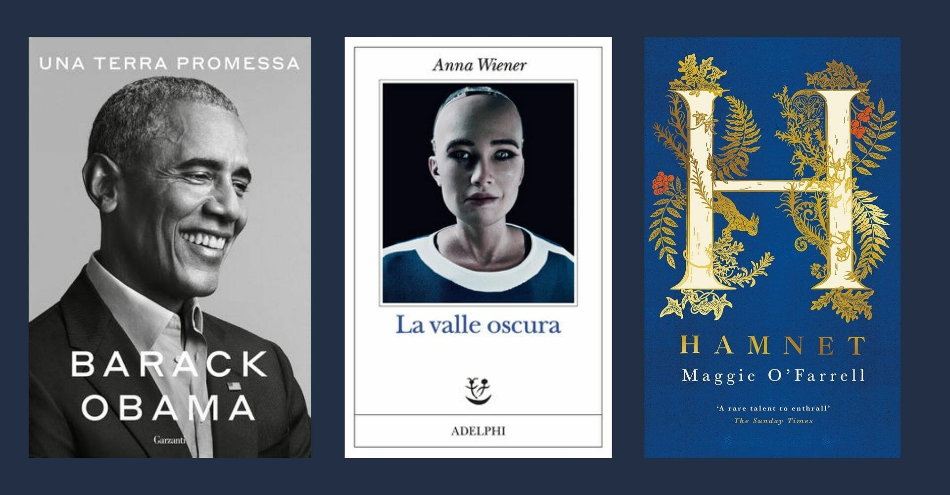 I 10 migliori libri del 2020 secondo The Times Book Review
