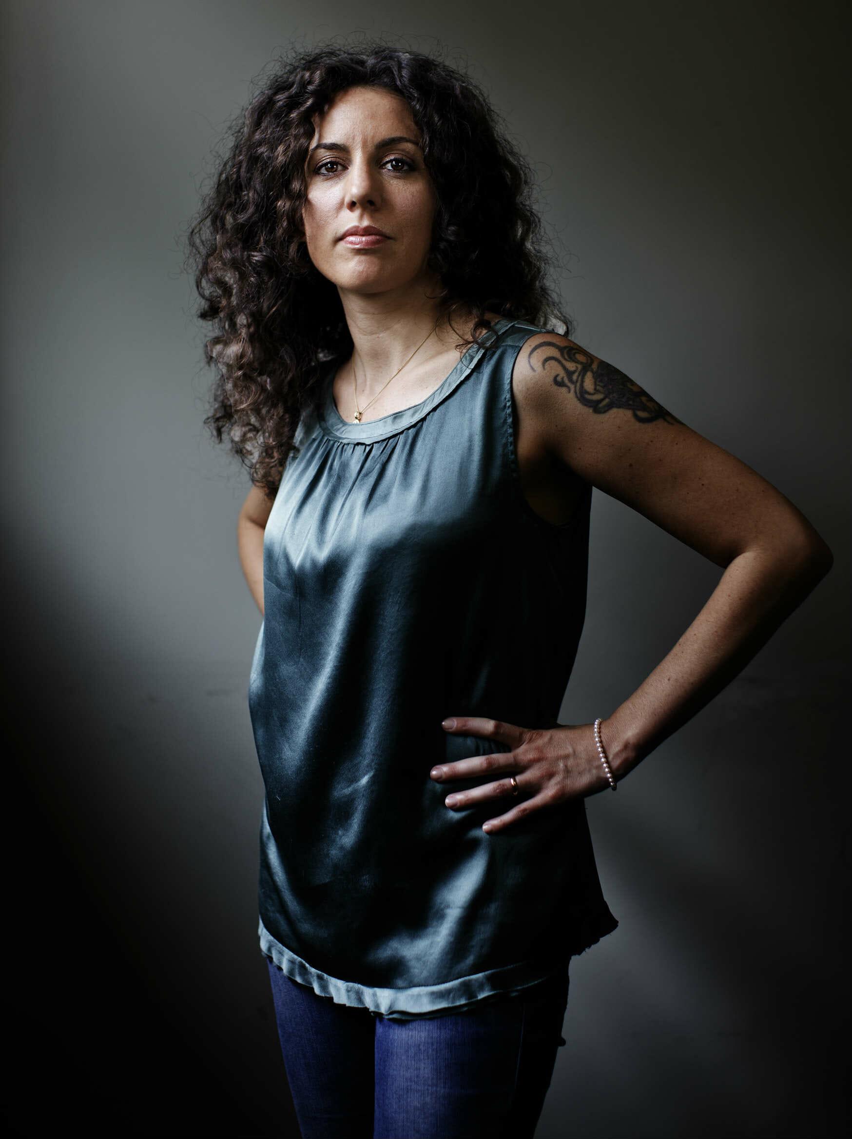 Silvia Avallone - foto di Bertini
