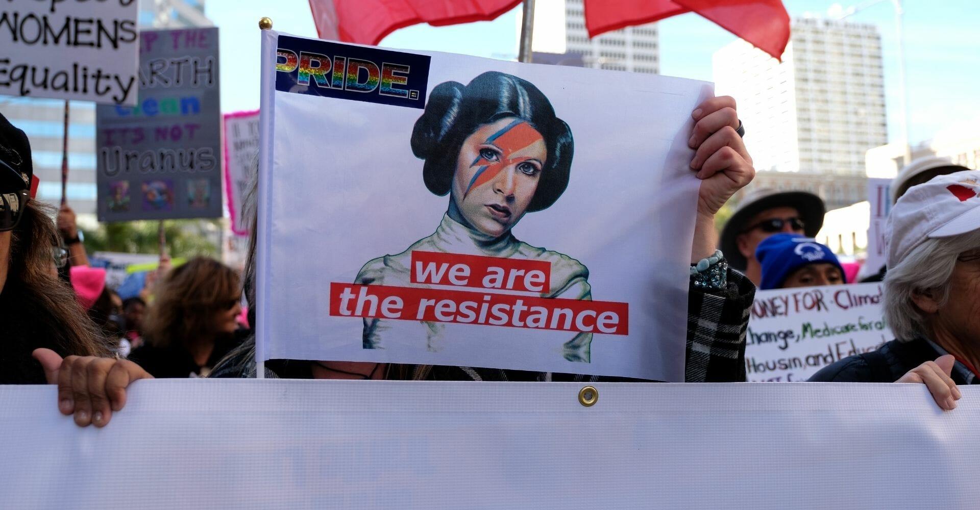 """""""Star Wars"""" e la forza delle donne"""