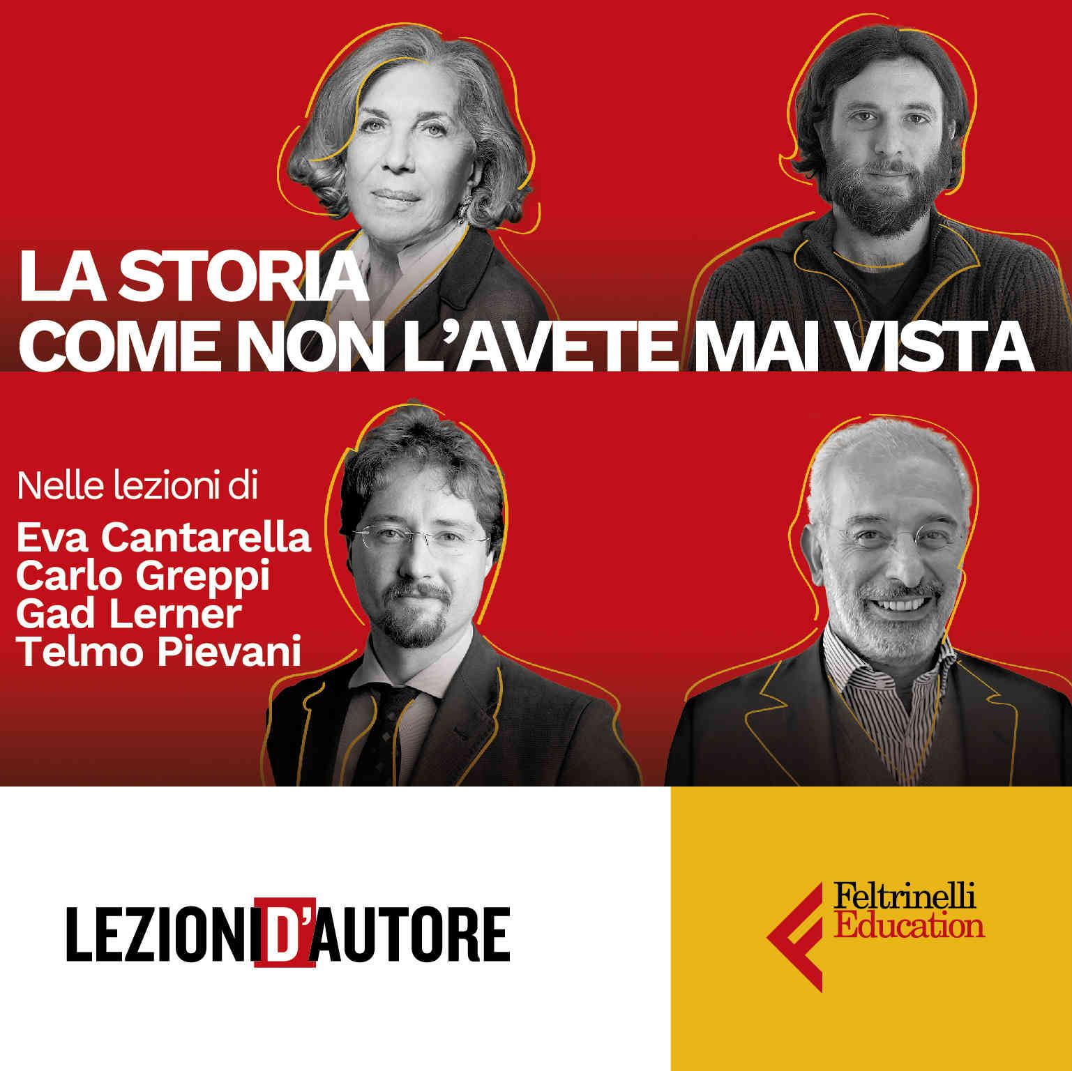 storia feltrinelli education