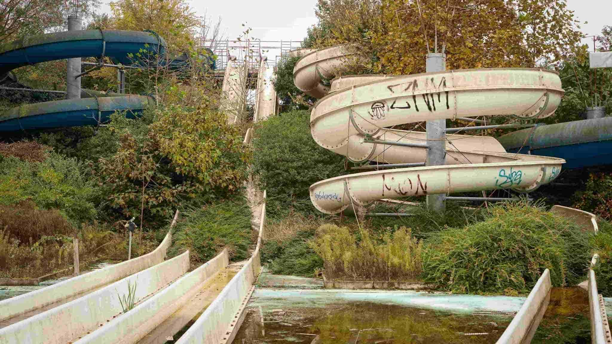 Urbex Acqua Park abbandonato