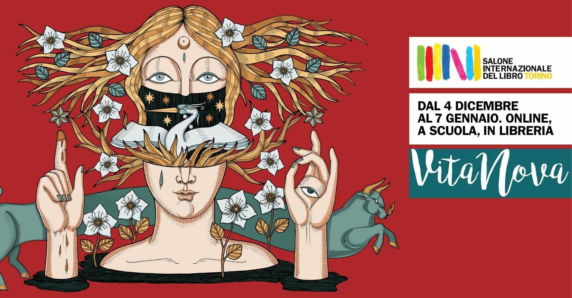 """Buoni libro, scuole, gruppi di lettura, lezioni d'autore: come sarà """"Vita Nova"""" del Salone di Torino"""