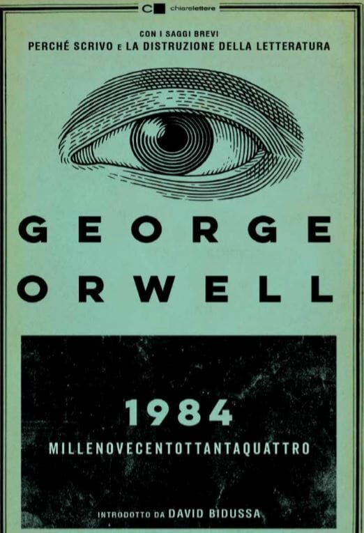 1984 orwell chiarelettere