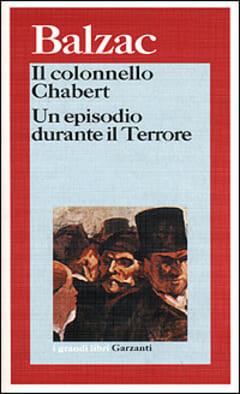Honoré de Balzac, Il colonnello Chabert, Garzanti