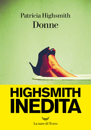 Patricia Highsmith donne