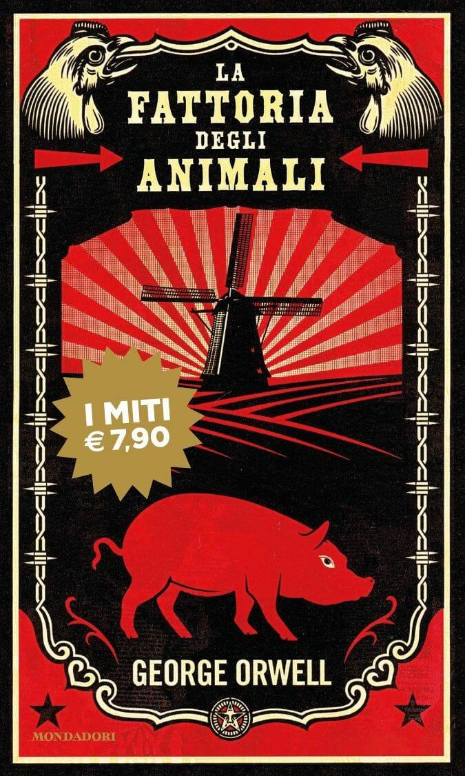 la fattoria degli animali orwell mondadori