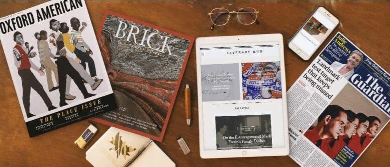 La rivista italiana che traduce gli approfondimenti culturali internazionali