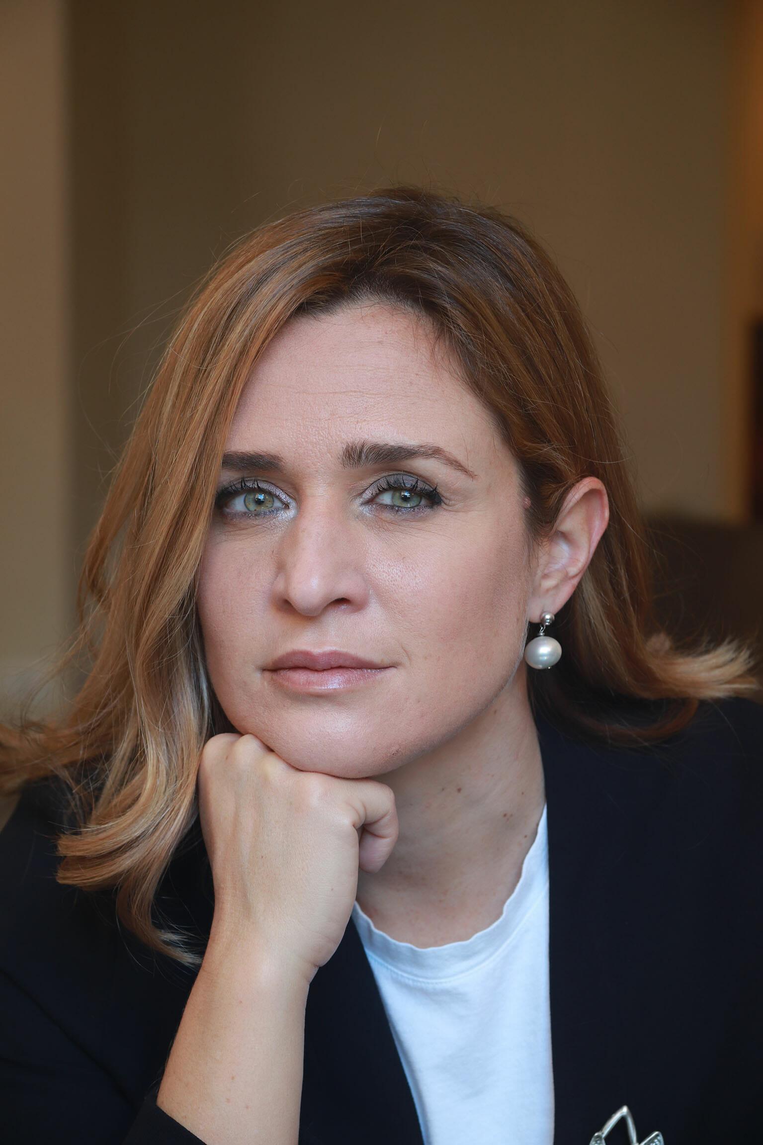 Giovanna  Pancheri - credit 2020 Giliola CHISTE