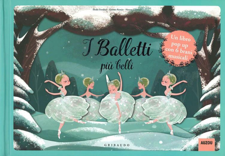 storie per bambini i balletti più belli