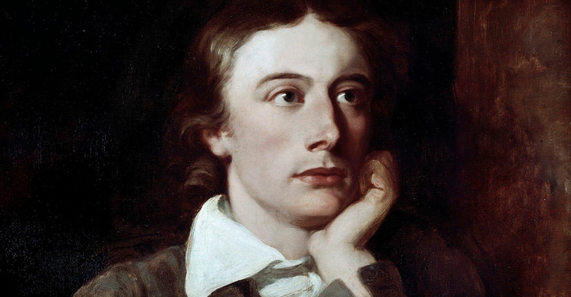 John Keats: poeta, saggio, medico dell'anima