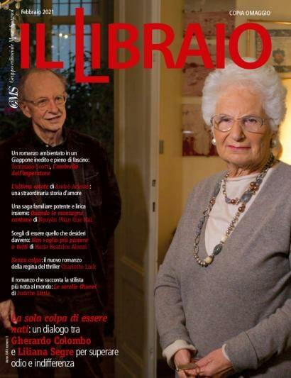 copertina ultimo numero rivista Il Libraio