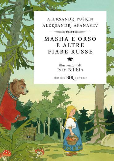 storie per bambini Masha e orso