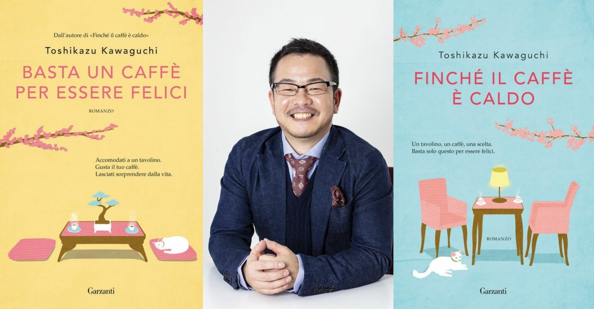 Il giapponese Toshikazu Kawaguchi svela il segreto dei suoi bestseller