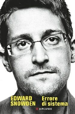 Edward Snowden, memoir, Longanesi